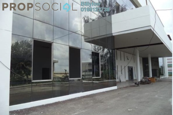 For Sale Factory at Putra Industrial Park, Puchong Freehold Unfurnished 0R/0B 11.5m