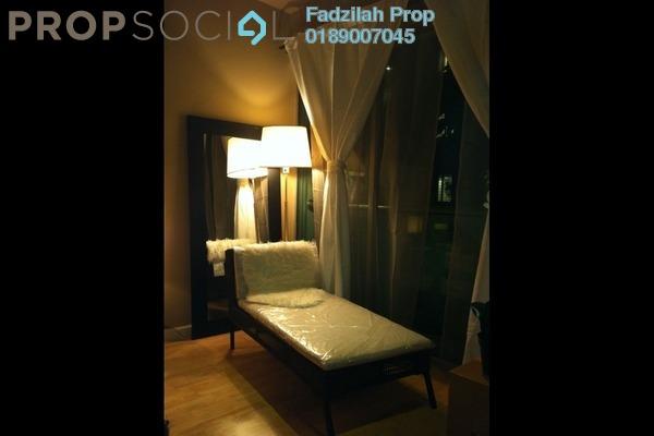 For Rent SoHo/Studio at Solaris Dutamas, Dutamas Freehold Fully Furnished 1R/1B 2k