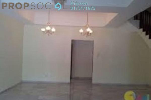 For Rent Terrace at Taman Wangsa Melawati, Wangsa Maju Freehold Semi Furnished 4R/3B 1.5k