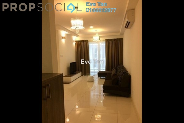For Sale Condominium at Sunway VeloCity, Cheras Freehold Semi Furnished 2R/2B 860k