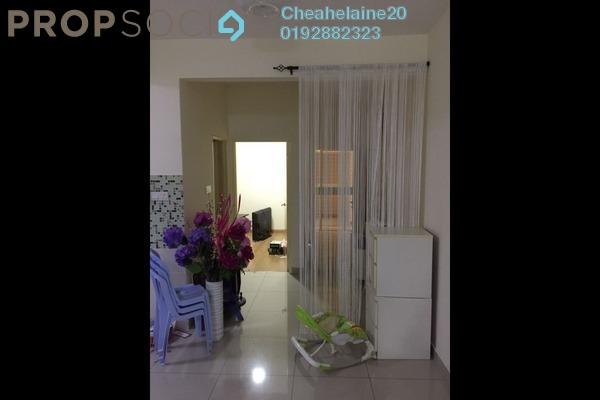 For Sale Condominium at Metropolitan Square, Damansara Perdana Leasehold Fully Furnished 3R/2B 760k