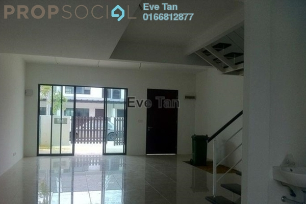 For Sale Terrace at Ken Rimba, Shah Alam Freehold Semi Furnished 3R/3B 580k