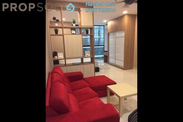For Rent Condominium at Atria, Damansara Jaya Freehold Fully Furnished 1R/1B 1.7k