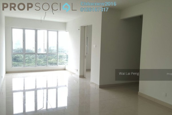 For Sale Condominium at Maxim Citilights, Sentul Leasehold Semi Furnished 2R/2B 400k