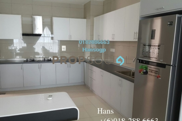 For Sale Condominium at Uptown Residences, Damansara Utama Freehold Fully Furnished 2R/3B 1.6m