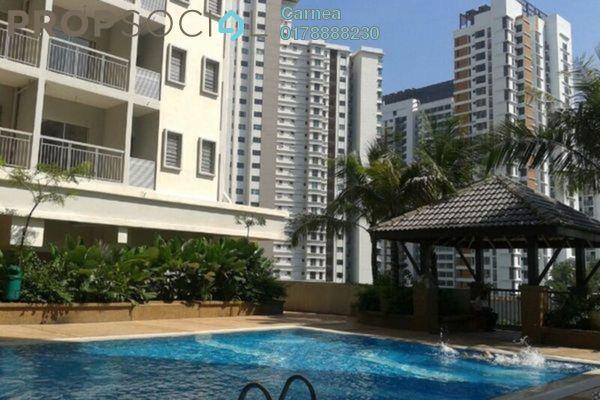 For Sale Serviced Residence at Residensi Laguna, Bandar Sunway Leasehold Fully Furnished 3R/2B 500k