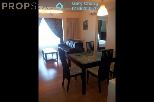 For Rent Serviced Residence at i-Zen Kiara I, Mont Kiara Freehold Fully Furnished 1R/1B 2.6k