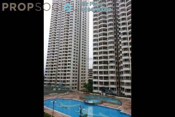 For Rent Apartment at Gurney Park, Gurney Drive Freehold Fully Furnished 3R/2B 2.3k