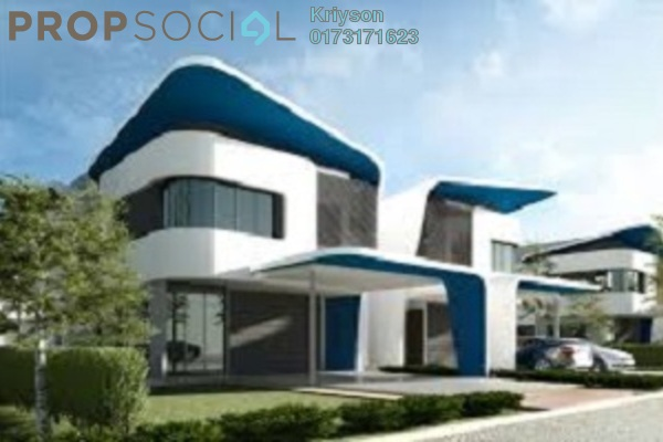 For Sale Semi-Detached at Setia EcoHill, Semenyih Freehold Fully Furnished 5R/4B 1.18m