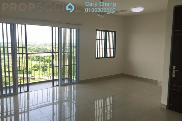 For Rent Condominium at Koi Prima, Puchong Leasehold Semi Furnished 3R/2B 1.6k