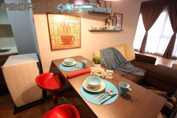 For Sale Condominium at Regalia, Putra Freehold Unfurnished 0R/1B 450k