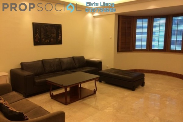 For Rent Apartment at 3 Kia Peng, KLCC Freehold Fully Furnished 4R/4B 8k