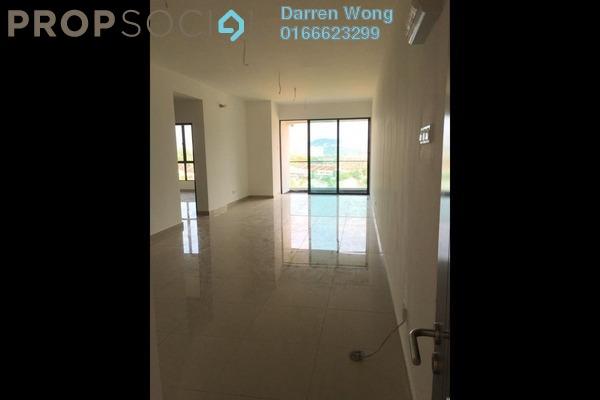 For Rent Condominium at Emerald Residence, Bandar Mahkota Cheras Freehold Unfurnished 3R/2B 1.2k