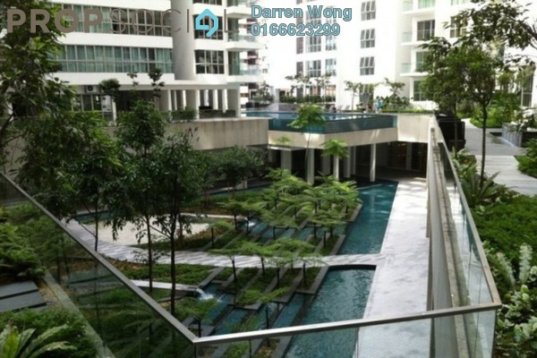 For Rent Apartment at Regalia, Putra Freehold Fully Furnished 0R/1B 2k