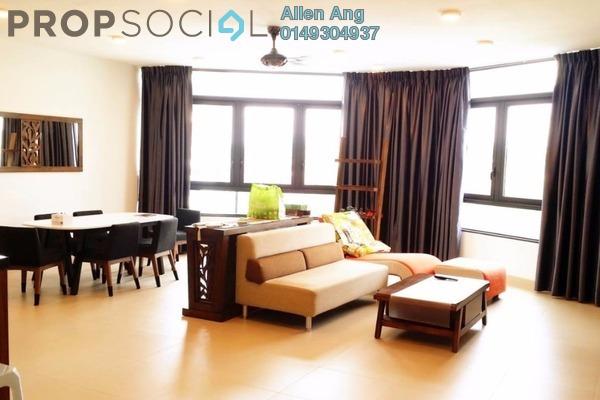 For Rent Condominium at AraGreens Residences, Ara Damansara Freehold Fully Furnished 4R/4B 3.5k