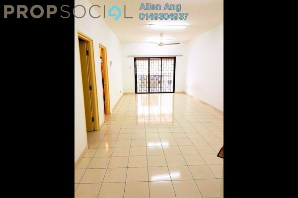 For Sale Condominium at Puri Aiyu, Shah Alam Freehold Semi Furnished 3R/2B 350k