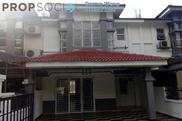 For Sale Terrace at Taman Putra Prima Commercial Square, Taman Putra Prima Freehold Semi Furnished 4R/3B 639k