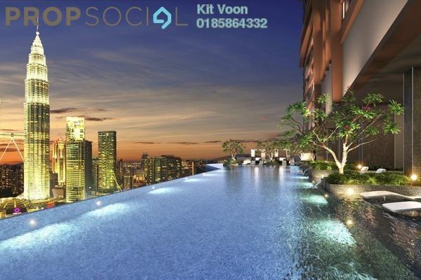 For Sale Condominium at Nidoz Residences, Desa Petaling Leasehold Semi Furnished 5R/3B 700k