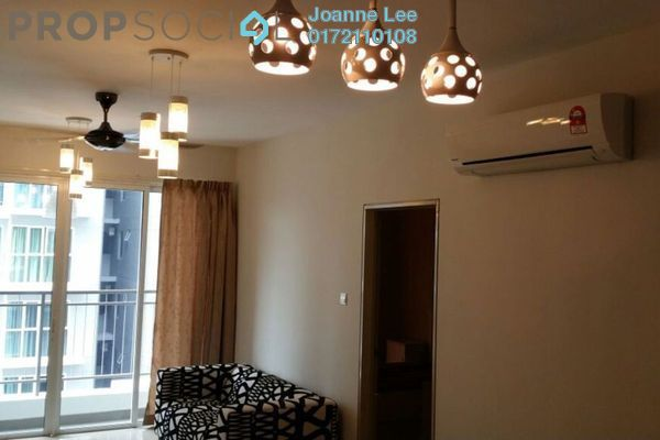 For Sale Condominium at Pacific Place, Ara Damansara Leasehold Fully Furnished 2R/2B 590k
