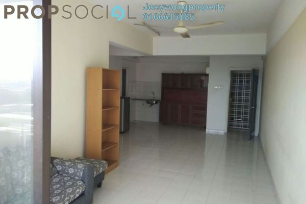 For Sale Apartment at Vista Millennium, Puchong Freehold Semi Furnished 3R/2B 279k