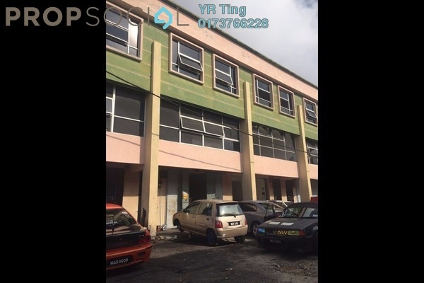 For Sale Shop at Crystal Bay, Bandar Melaka Freehold Unfurnished 0R/0B 360k