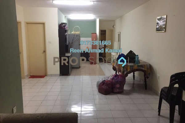 For Rent Apartment at Flora Damansara, Damansara Perdana Leasehold Semi Furnished 3R/2B 1k