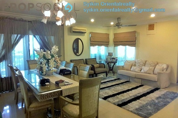 For Sale Semi-Detached at Section 13, Shah Alam Freehold Semi Furnished 5R/3B 1.9m