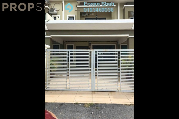 For Sale Terrace at Taman College Heights, Seremban Freehold Unfurnished 4R/4B 450k