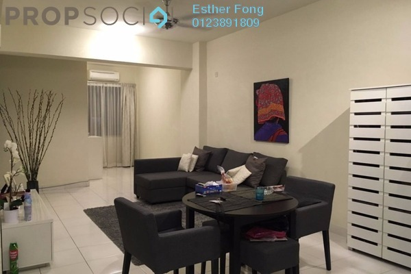 For Sale Apartment at Radius Residence, Selayang Heights Leasehold Semi Furnished 3R/2B 380k