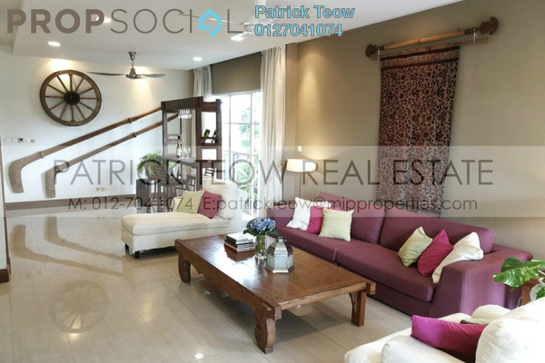 For Rent Condominium at Mont Kiara Aman, Mont Kiara Freehold Fully Furnished 3R/4B 8.5k