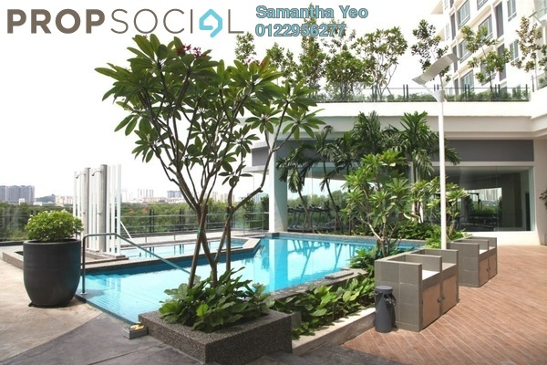 For Sale Serviced Residence at Desa Green Serviced Apartment, Taman Desa Freehold Unfurnished 2R/2B 540k