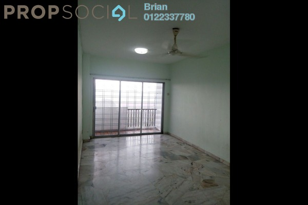 For Rent Condominium at Miharja Condominium, Cheras Leasehold Unfurnished 3R/2B 1.6k