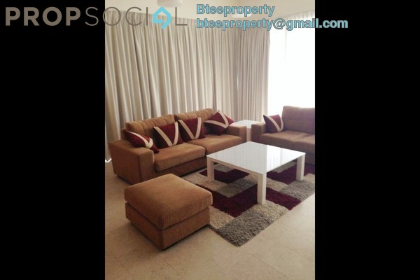 For Rent Condominium at Park Seven, KLCC Freehold Fully Furnished 3R/3B 8.2k