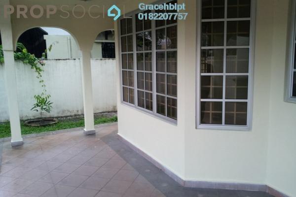 For Sale Semi-Detached at Taman Setapak, Setapak Freehold Semi Furnished 3R/2B 940k