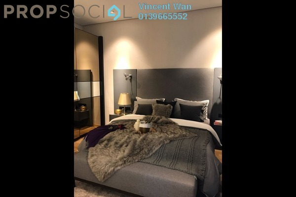 For Sale Serviced Residence at DC Residency, Damansara Heights Freehold Semi Furnished 4R/3B 3.9m