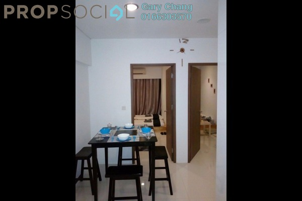 For Rent Condominium at Summer Suites, KLCC Leasehold Fully Furnished 2R/1B 3k