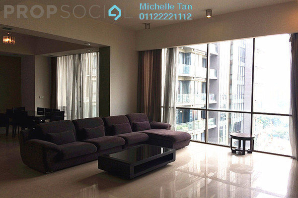 For Rent Condominium at Suria Stonor, KLCC Freehold Fully Furnished 3R/5B 10k
