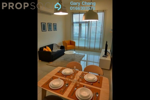 For Rent Serviced Residence at Urbana Residences @ Ara Damansara, Ara Damansara Leasehold Fully Furnished 2R/2B 2.6k