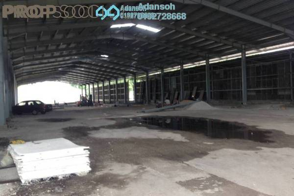 For Rent Factory at Taman Pusat Kepong, Kepong Leasehold Unfurnished 2R/2B 11k