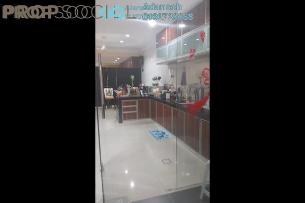 For Sale Terrace at SD12, Bandar Sri Damansara Freehold Semi Furnished 4R/5B 1.2m