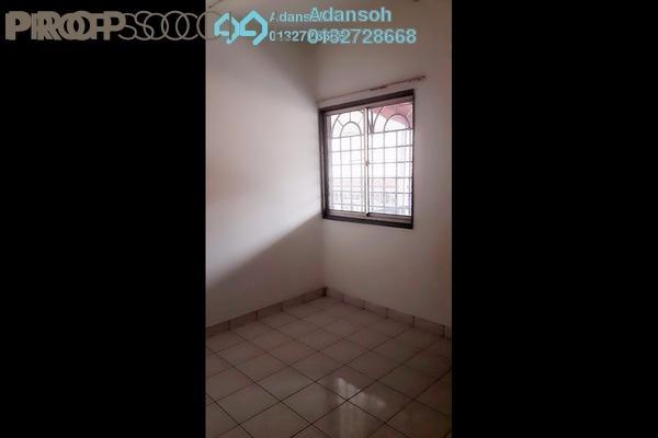 For Sale Terrace at Taman Kepong Indah, Kepong Leasehold Semi Furnished 3R/2B 638k