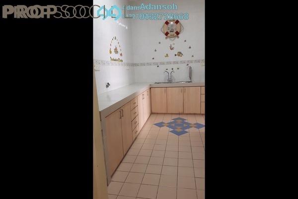 For Sale Condominium at Villa Angsana, Jalan Ipoh Freehold Semi Furnished 3R/2B 568k