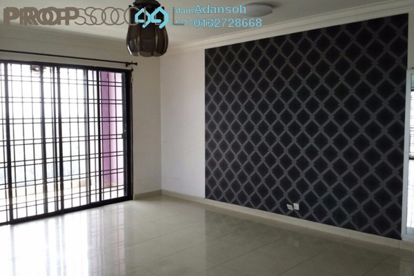 For Sale Condominium at Sri Putramas II, Dutamas Freehold Semi Furnished 3R/3B 630k
