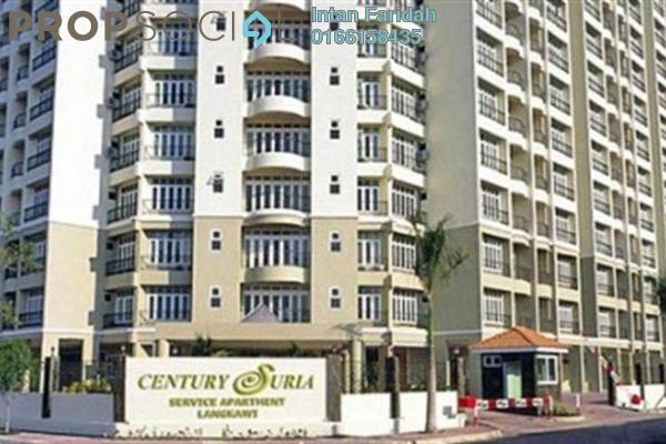 For Sale Serviced Residence at Century Park, Batu Uban Freehold Fully Furnished 3R/2B 435k
