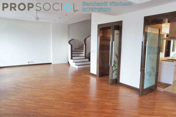 For Sale Condominium at Desa Damansara, Damansara Heights Freehold Semi Furnished 5R/4B 3.7m