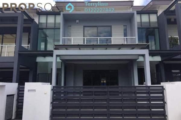 For Sale Superlink at The Vantage, Bandar Mahkota Cheras Freehold Unfurnished 4R/4B 998k