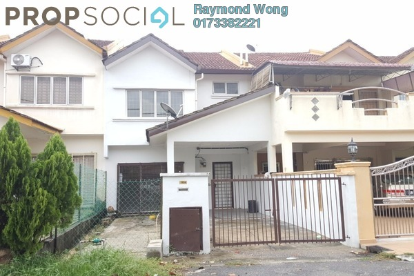 For Rent Terrace at Taman Cheras Prima, Kajang Freehold Unfurnished 4R/3B 1k
