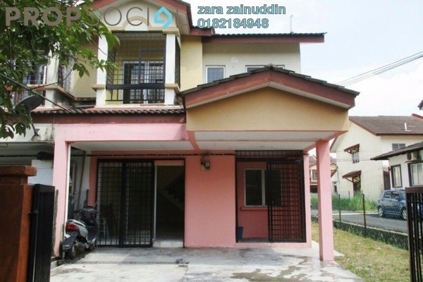 For Sale Terrace at Taman Universiti, Skudai Freehold Unfurnished 4R/3B 540k