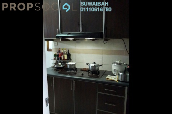 For Sale Condominium at Mahkota Walk, Bandar Mahkota Cheras Freehold Unfurnished 3R/2B 295k