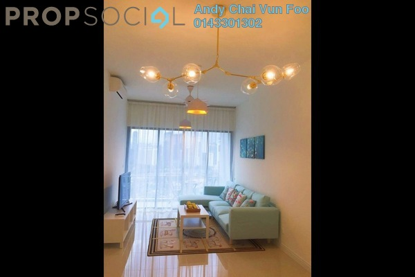 For Rent Condominium at Setia Sky Residences, KLCC Freehold Fully Furnished 1R/2B 3.4k